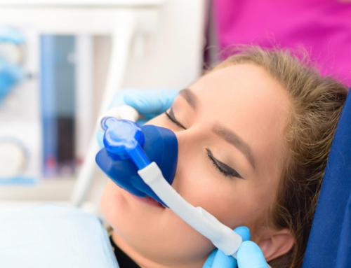 Sedación consciente con óxido nitroso en odontología