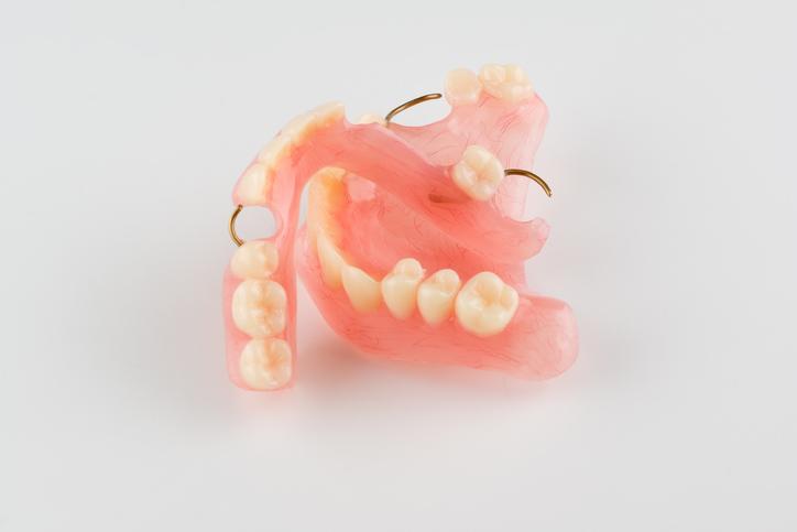 acrylic dental prosthesis