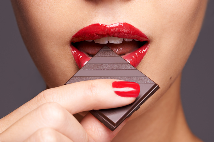 Indulging in a sweet affair with chocolate